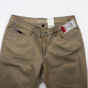Tommy Jeans Juniors Pants Tan size 11/03 C3.16x